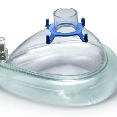 Crystal Anesthesia Face mask